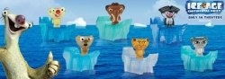 Ice Age Happy Meal Toys