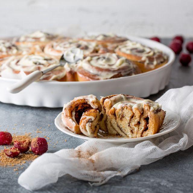 Anybenyraba: булочки с корицей (cinnamon rolls)