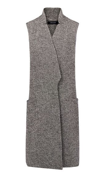 TWEED LONG WAISTCOAT                                                                                                                                                                                 More