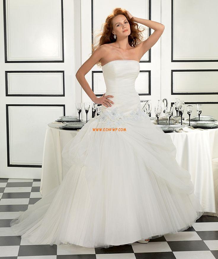 Coda a Strascico Corto Glamour Naturale Abiti Da Sposa 2014