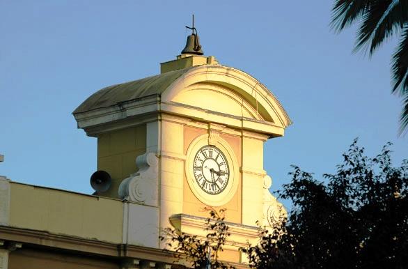 Reloj de la Gobernación - Rancagua - O´Higgins - Chile #places