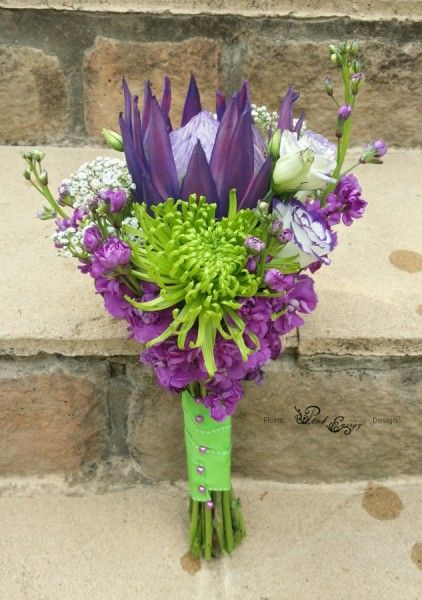 Maid of honour bouquet - Floral Design & colouring by www.pinkenergyfloraldesign.co.za