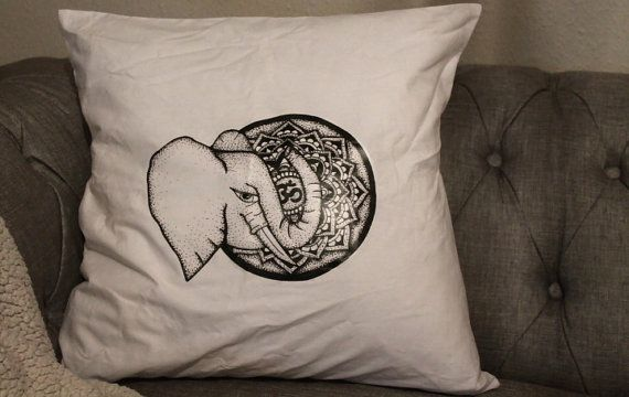 Lovely handmade 100% cotton Cushions. Very soft by SnowballLondon