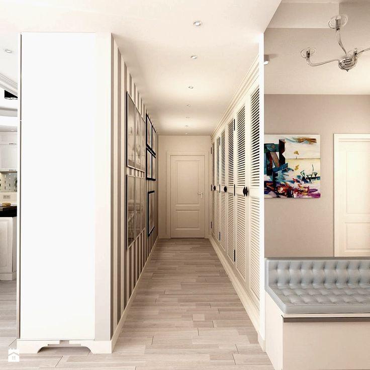 Mieszkanie w Warszawie 135 m2 - zdjęcie od GR8 Interior Design - Hol / Przedpokój - Styl Klasyczny - GR8 Interior Design