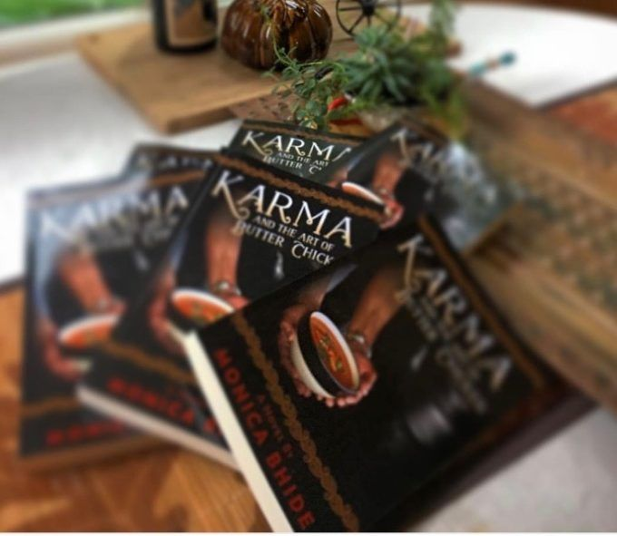 Win a Signed Copy of Karma and the Art of Butter Chicken