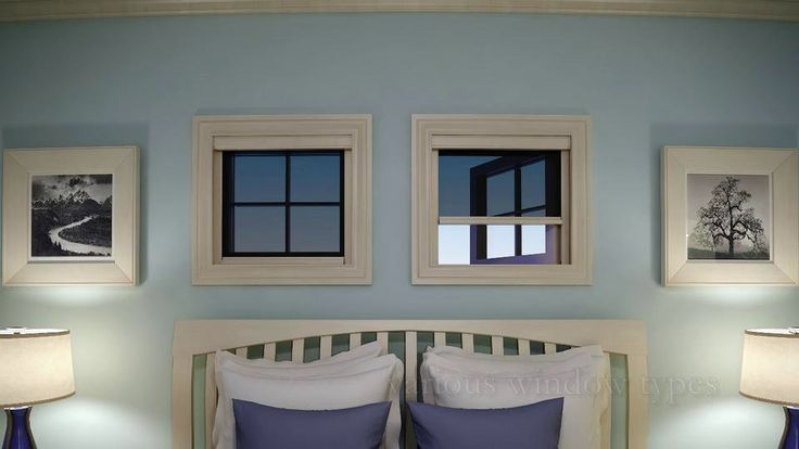Frame your view with Prestige by Phantom retractable window screens for custom wood windows - Can be stained to match your windows! http://www.dilloncompany.com/