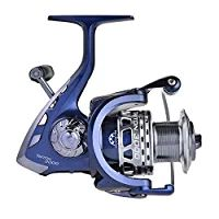 KastKing Triton Spinning Fishing Reel Double Bearing System for Anglers Who Want Freshwater or Saltwater Spinning Reels with High Technology and Are Looking to Upgrade Their Spinning Fishing Reel From Shimano, Penn, Okuma, Diawa, or Others and Save Money (Triton 2500)