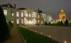 Musee Rodin--Late night opening...Wedesdays until 845pm!