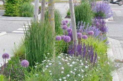 12 best Garten images on Pinterest Gardening, Landscaping and - gartenbeet steine anlegen