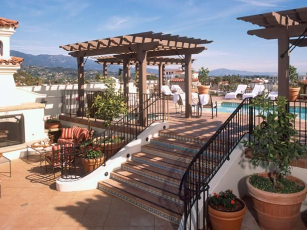 Escape to top vacation spot Canary Hotel in Santa Barbara, CA.