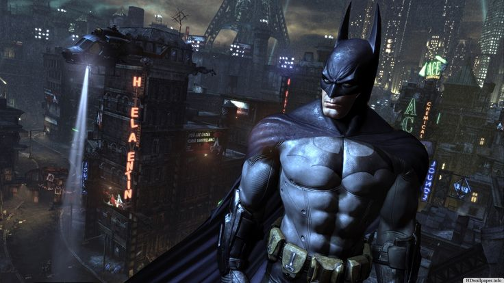 Batman Arkham City Computer Wallpapers Desktop Backgrounds
