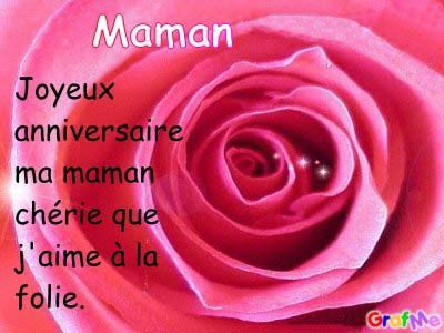 joyeux anniversaire maman cartejpg 400300