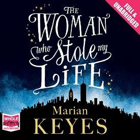 Another must-listen from my #AudibleApp: The Woman Who Stole My Life