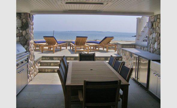 beach houseBeach Homes, Dreams Beach House, Dreams Home, Dreams Big, Covers Outdoor Kitchens, My Dreams House, Dream Beach Houses, Outdoor Spaces, Ocean View