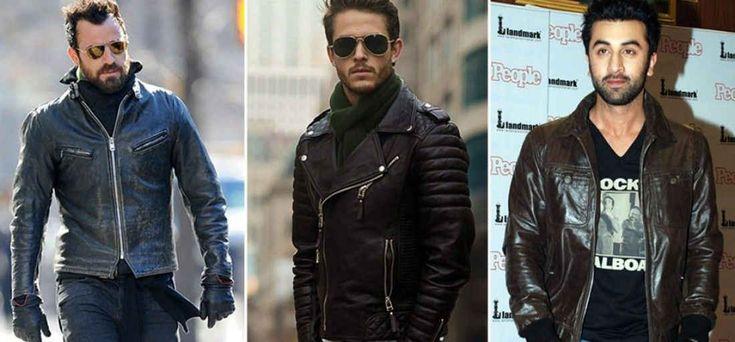 New Winter Designer Leather Jackets Men Stylish Jacket for Men Jackets 2017-18 2 views