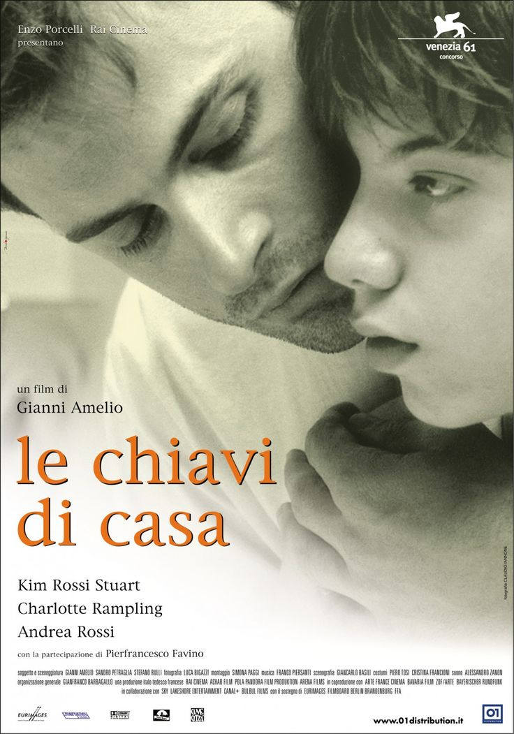 Le Chiavi di Casa :: The Keys to the House Kim Rossi Stuart :: Charlotte Rampling