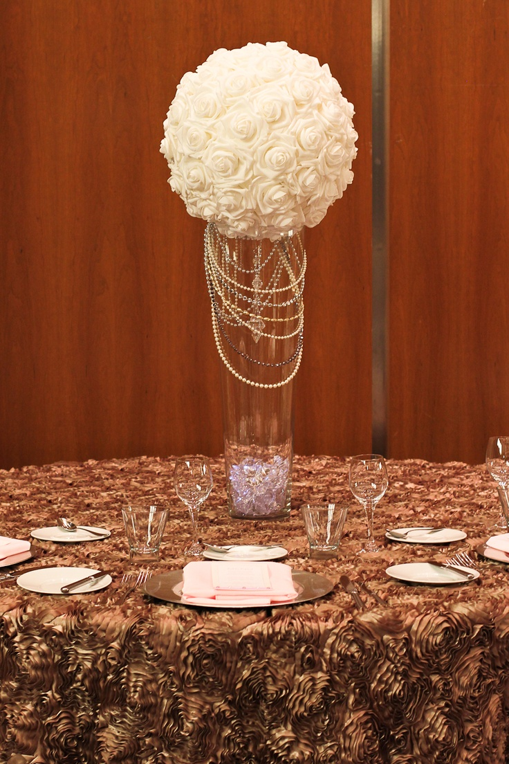 Unique wedding table linens ideas decorating