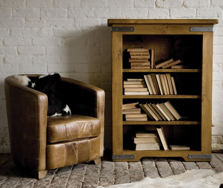 raw wood bookcase version 2 - Wooden Bookcases