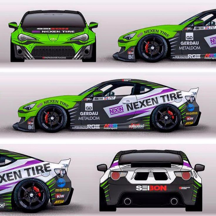 Pin By RA Graphics On  Race Car Wraps Pinterest - Racing car decals design
