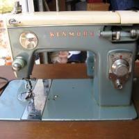 Sears Kenmore sewing machine antique appraisal | InstAppraisal