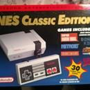 Nintendo NES Classic Edition Mini Console Game System With 30 Games Item specifics Condition: Used : An item that has been used previously. The item may have some signs of cosmetic wear, but is fully operational and functions as intended. This item may be a floor model or store return that has been used. See the seller's listing for full details and description of any imperfections. [  190 more words ]…