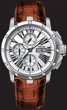 Genesis collection for Gents, Automatic Cronograph, VENUS