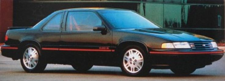 1991-1992 Chevrolet Lumina Coupe Base (2.5L 4-cyl. 3-speed Automatic)