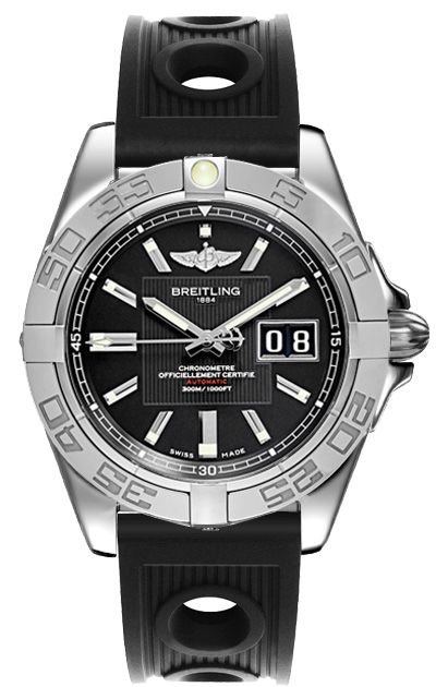 Breitling Galactic 41 A49350L2/BA07-202S: A49350L2/BA07-202S NEW BREITLING WINDRIDER GALACTIC 41 MEN'S WATCH FOR SALE IN STOCK - FREE…
