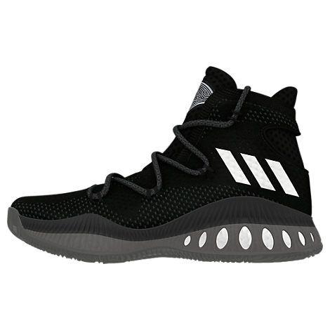 Men's adidas Crazy Explosive Primeknit Basketball Shoes  Finish Line