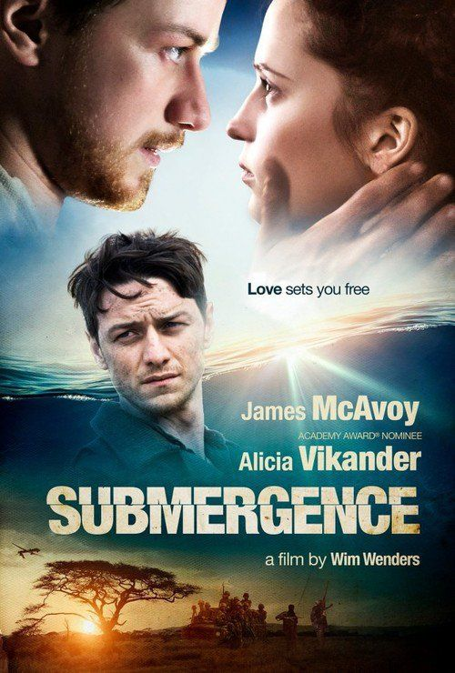 Watch Submergence 2017 Full Movie HD Download Free torrent