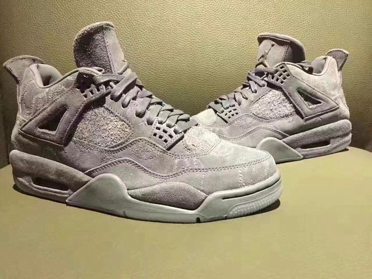 The KAWS Air Jordan 4 Cool Grey collaboration will include the Air Jordan 4  and matching