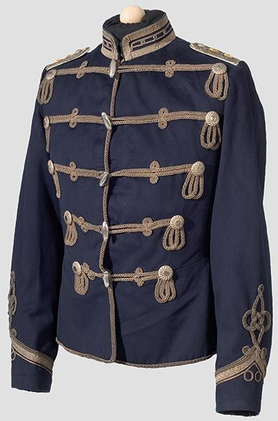 Prusia 14º Húsares Landgrave Federico II de Hesse-Homburg (2º Kurhessisches) Oficial