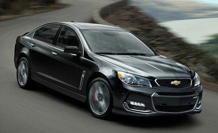 Chevrolet SS - Car and Driver