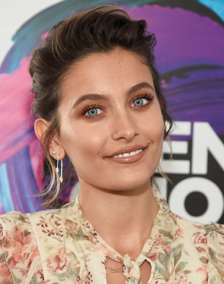 The 8 Beauty Looks You Have to See From the 2017 Teen Choice Awards - Paris Jackson from InStyle.com