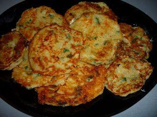 Kremzli(chiftele de cartofi)