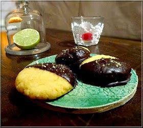 Limara péksége: Kókuszlisztes keksz