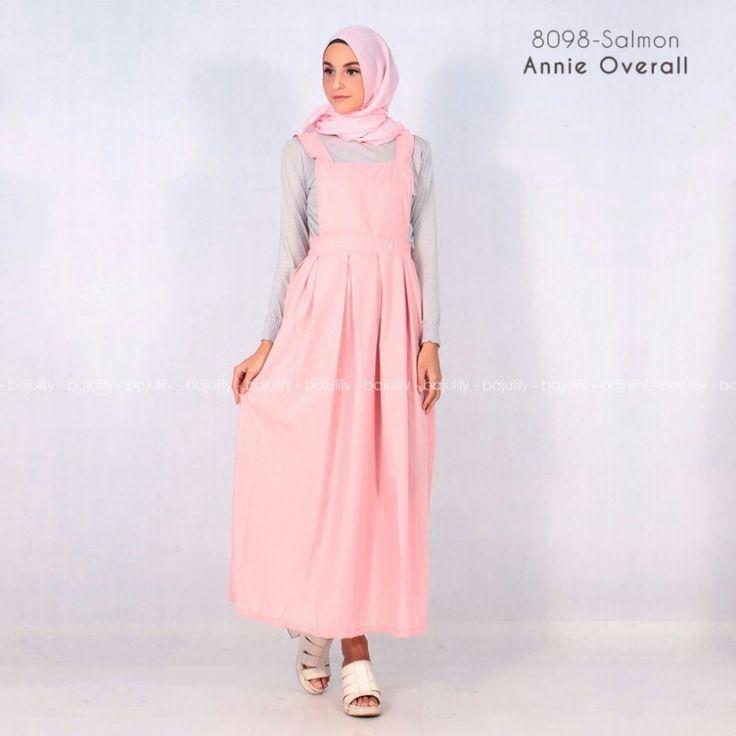 [Best Seller]  Annie overall  Bahan supernova Lingkar Pinggang 96cmPJG 130 cm(ada karet dibelakang, Lipit didepan) Harga 112rb  Minat? Langsung chat yaa 🚚 Bandung  #overallmurmer #overallcantik #outerhijab #hijabouter #vesthijab #hijabvest #outercantik #outermurah #vestmurah #hijabfashion #hijabfashionmurah #hotd #hijabi #ootdhijabsyari #trustedseler #overallmurah #hijaboverall #longdressmurah #maxidressmurah #ootdhijab #overallkeren #overallcantik