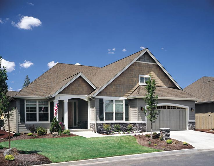 49 best arts and crafts craftsman styles images on for House plans and more com home plans