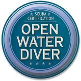 Scuba Certification - Open Water Diver...I was PADI Certified in 1993