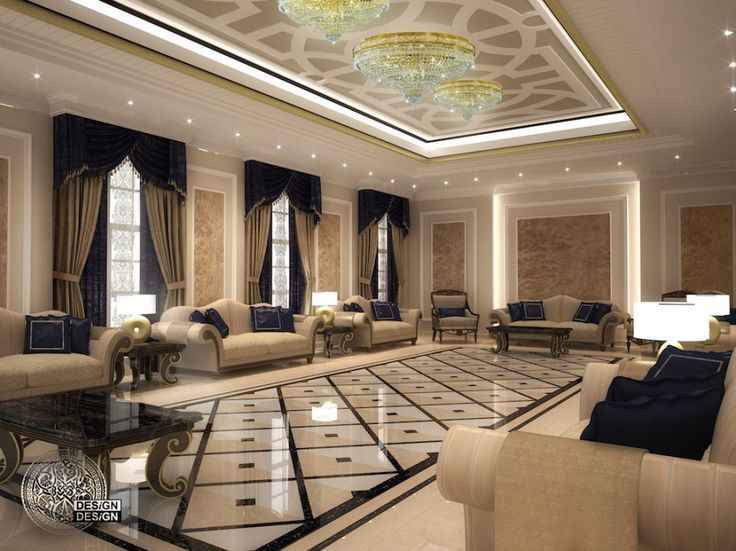 Design design llc private villa of mr abdullah al jamea for Al saffar interior decoration llc