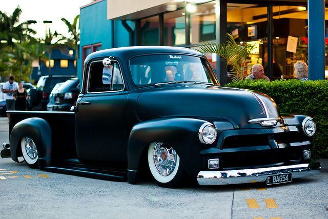 54 Chevy... OMG...