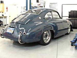 Porsche 356 Outlaw restoration..