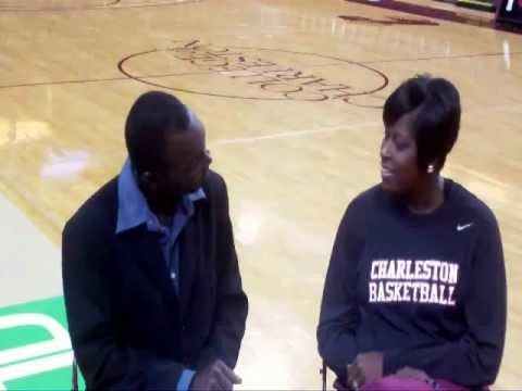 "College of Charleston women's basketball head coach Natasha Adair talks to me about growing up in the nation's capital for my interview Web show, ""Quintin's Close-Ups""."
