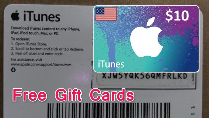 6 easy ways to get free itunes gift cards and codes in