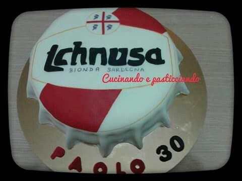 Torta ichnusa ♥ www.cucinandoepasticciando.com