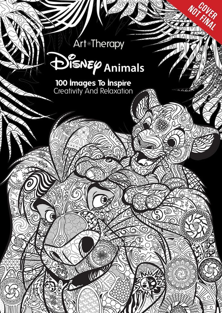 Disney Animals: 100 Images to Inspire Creativity and ...