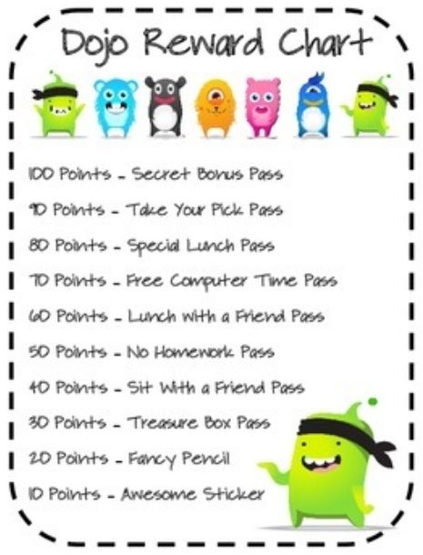 Classroom Reward Ideas For Middle School : Best do you dojo images on pinterest classroom