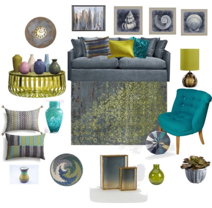 Gray And Teal Living Room By Jurzychic On Polyvore: 22 Best MOROCCAN ZEN Images On Pinterest