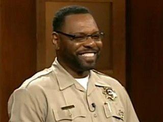 Judge Judy's Bailiff   Aveleyman - Judge Judy: Episode