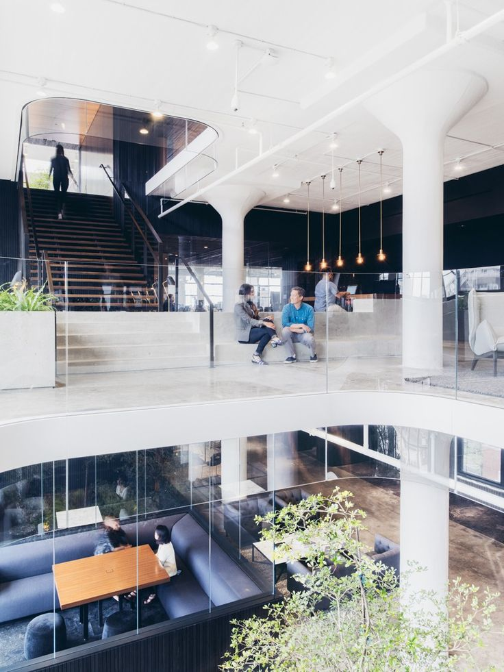 A+I squarespace global headquarters new york designboom